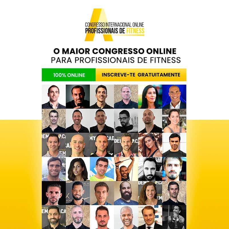 Congresso Internacional para Profissionais de Fitness