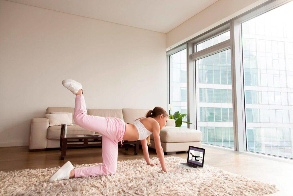 Personal Trainer Online sem sair de casa